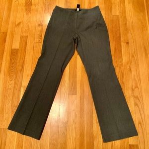 The Limited Gray Trouser Pants Size 8